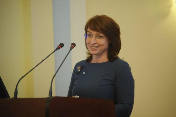 Ирина Леонова приехала из Переславля управлять в Ярославле