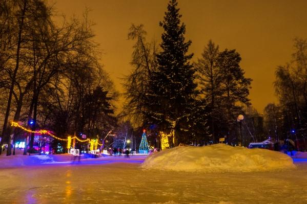 На его территории начнут подготовку к строительству светового фонтана