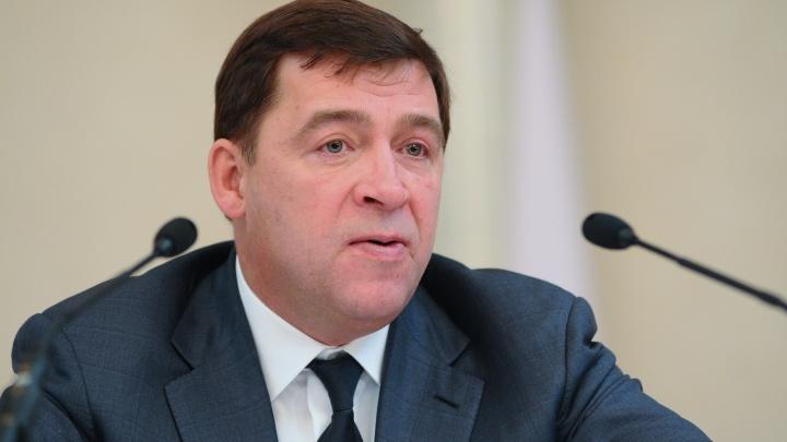 «Я и сам к ней привык»: Евгений Куйвашев впервые высказался о сносе телебашни