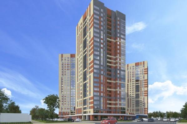 В апреле купить квартиру в строящихся домах ЖК «На Мостовой» можно по специальным ценам от застройщика