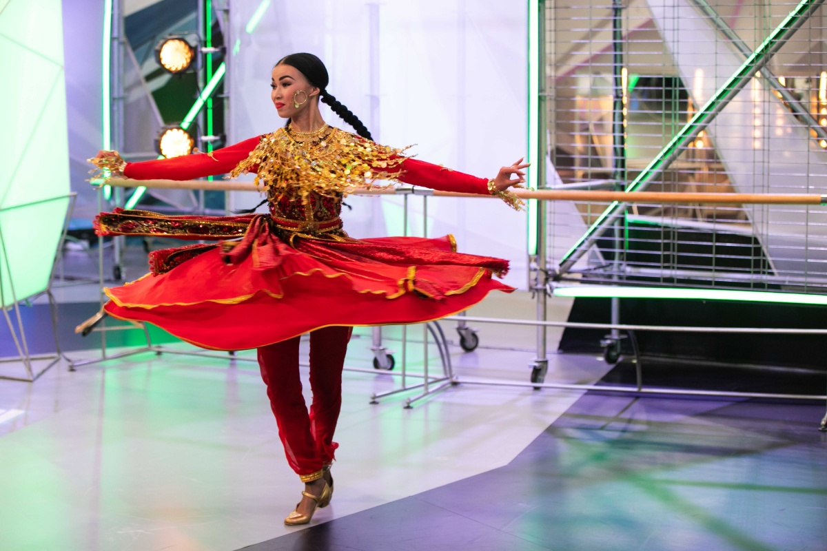 На кону звание лучшего танцора страны