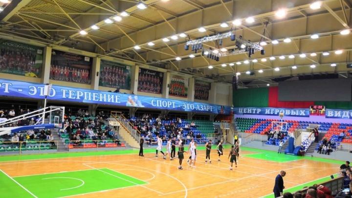 Баскетбол: «Новосибирск» победил «Уралмаш»в матче Суперлиги