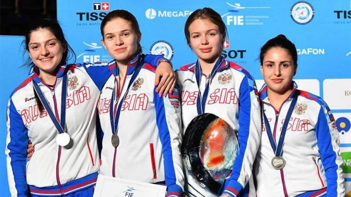 Ростовская шпажистка завоевала серебро на первенстве мира в Польше