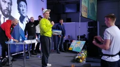 Лучшего рэпера-фристайлера выбрали в Красноярске. Видео