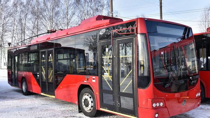 По Ярославлю пустят троллейбусы с Wi-Fi и защитой от ультрафиолета: по каким маршрутам они поедут