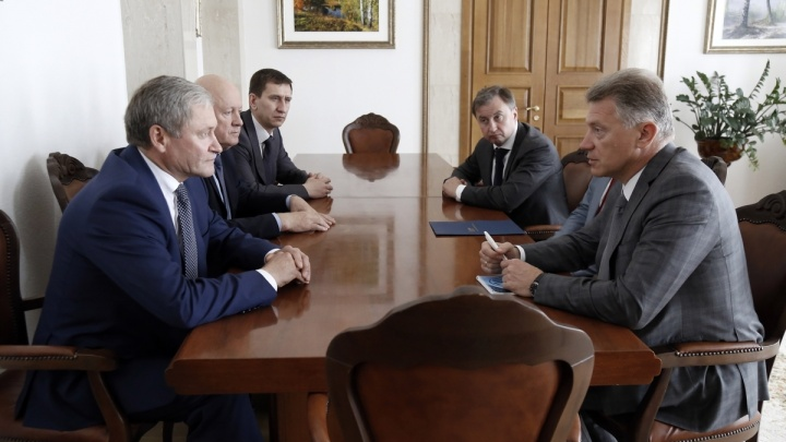 Ростех планирует выделить на развитие КМЗ 12 миллиардов рублей в этом году
