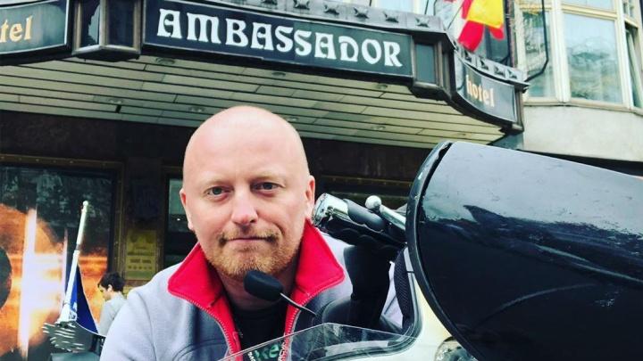 «Ощущения шикарные»: байкер за 40 часов без остановки проехал от Вены до Ярославля