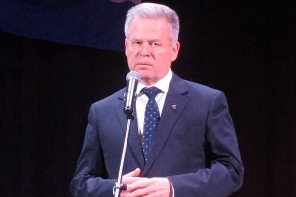 Михаил Астахов возглавлял Каменск-Уральский с 2008 до 2016 года