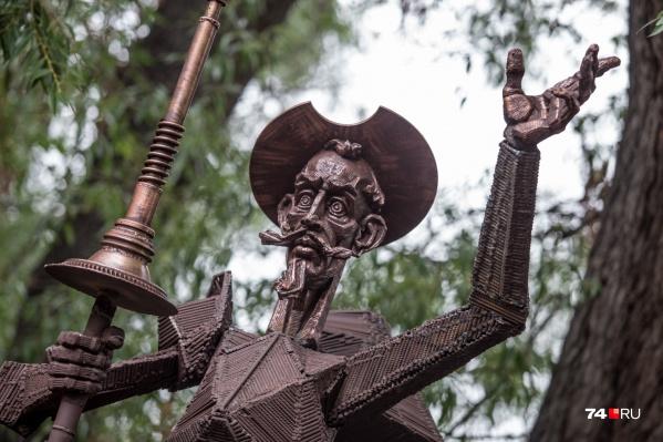 Дон Кихот мог бы стать символом современного протестного движения