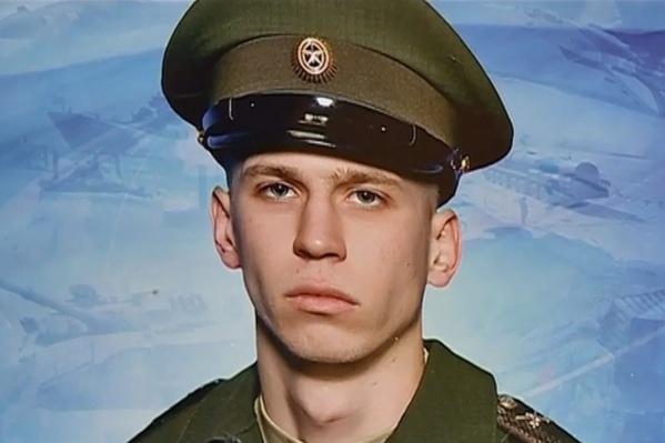 18-летний Стас мечтал о карьере военного и охотно пошёл служить