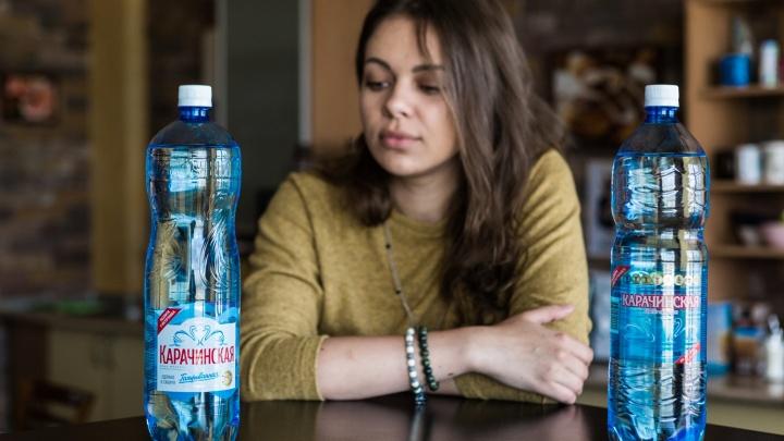 Скажите спасибо дальнобойщикам: «Карачинская» вернула старый дизайн бутылок