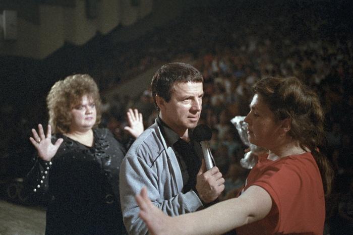 снимок 1989 года