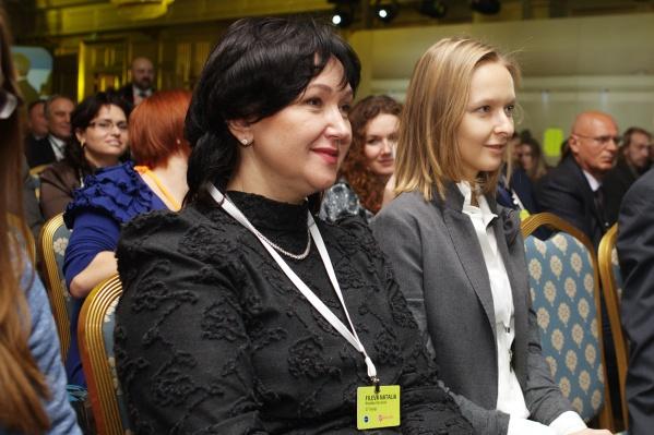 Наталия Филёва — выпускница НЭТИ (теперь НГТУ)