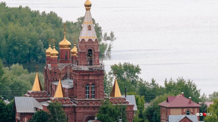 Доведут до ума: на продолжение реставрации храма в Запанском дали больше 50 миллионов рублей