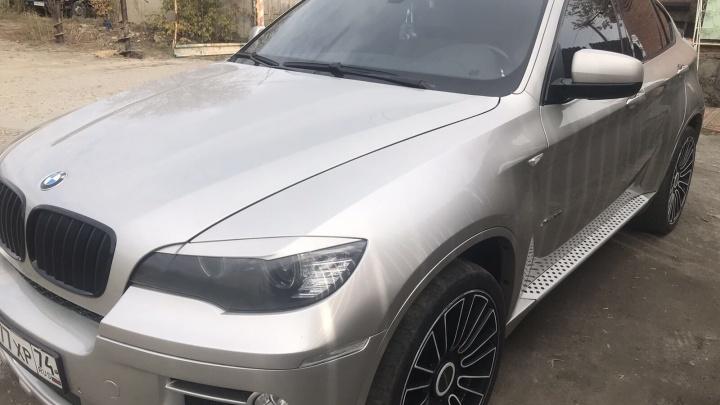 Час икс: у челябинца, накопившего дорожные штрафы на 85 тысяч, арестовали BMW X6