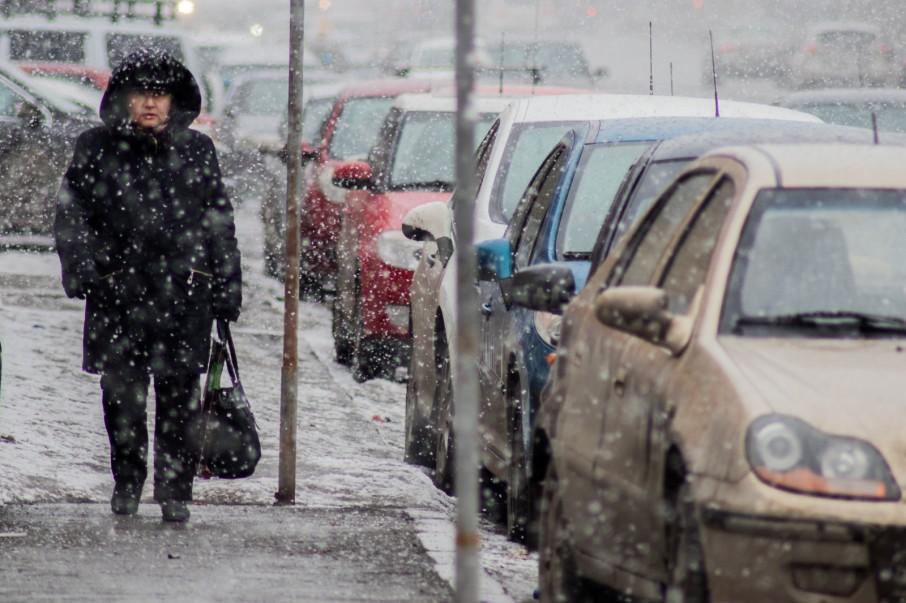 Метели и снегопады в Челябинской области продлятся ещё сутки