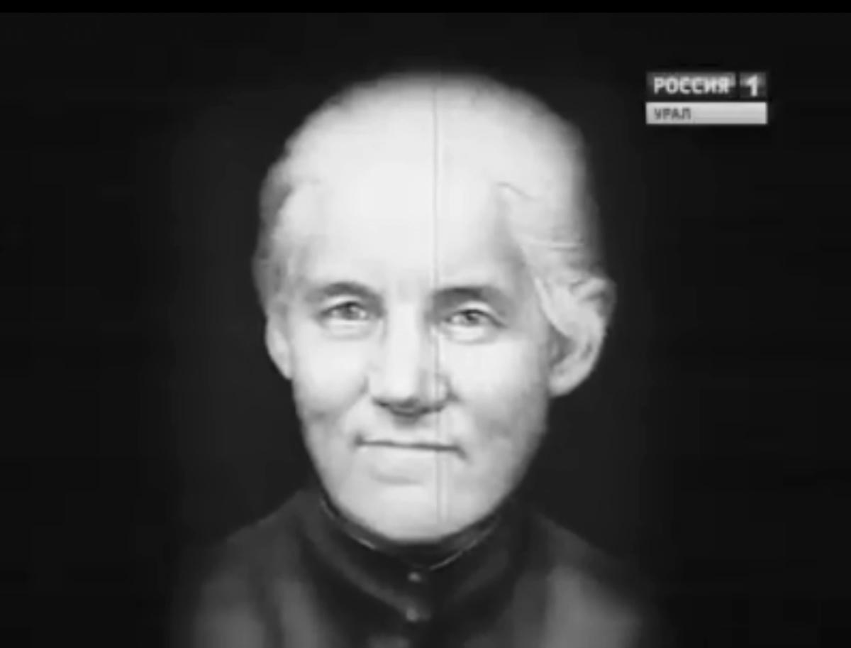 Ольга Васильевна Бычкова, мама Анны и Марии