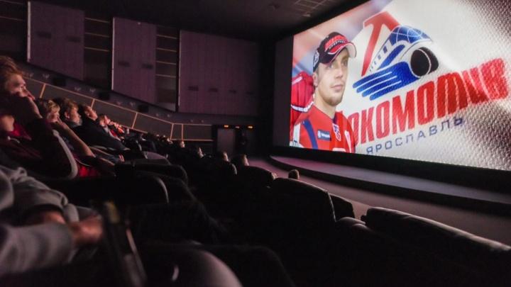 «Нужно видеть всем»: челябинцам показали фильм о нападающем погибшего в авиакатастрофе «Локомотива»