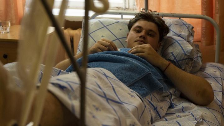 «У нас был один вариант — взять левее». Рассказ пострадавшего в ДТП с Андреем Косиловым