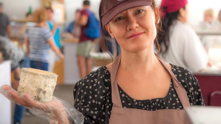 На международном конкурсе во Франции сырных сомелье будут кормить ярославской горгонзолой