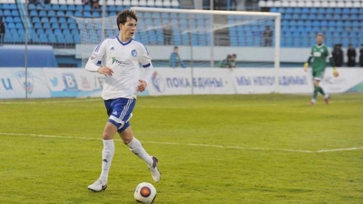 В ФК «Ростов» новый игрок. Он перешел из «Тамбова»