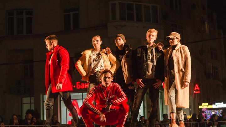 Для прогулок по «Ленарю»: в Челябинске устроили «Парад моды»