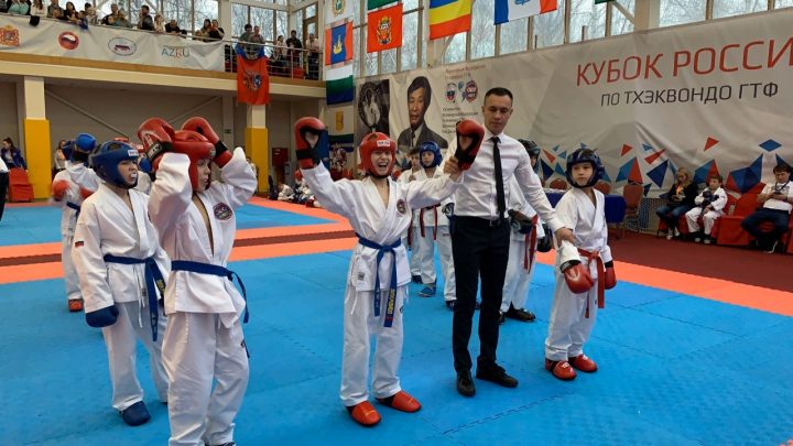 Спортсмены Архангельской области завоевали 59 медалей на Кубке России по тхэквондо