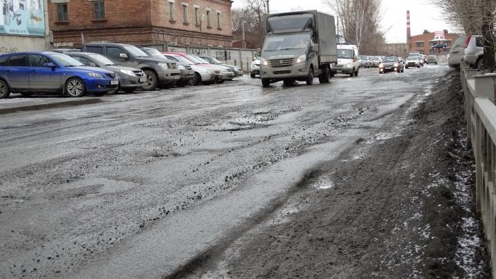 Погибли уже десять человек: в Екатеринбурге выросло число аварий на разбитых и нечищеных дорогах
