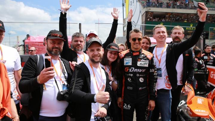 «Это адреналин»: российские автолюбители побывали на легендарной гонке во Франции