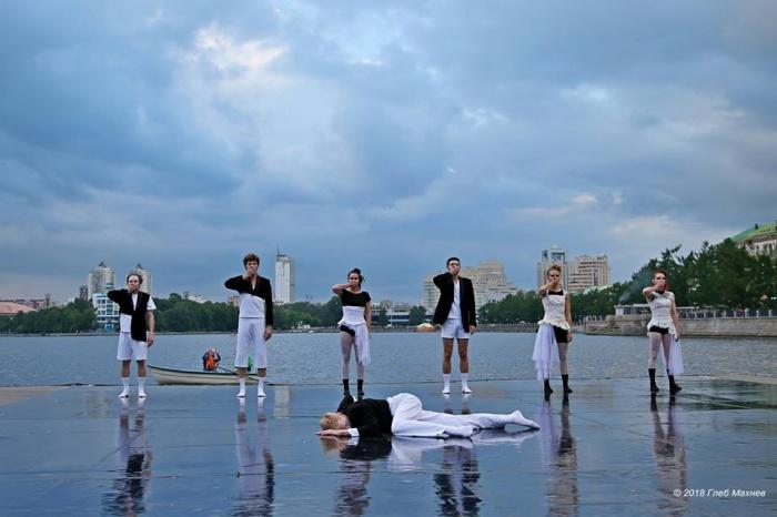 Инициатор Дня танца —театр «Провинциальные танцы»