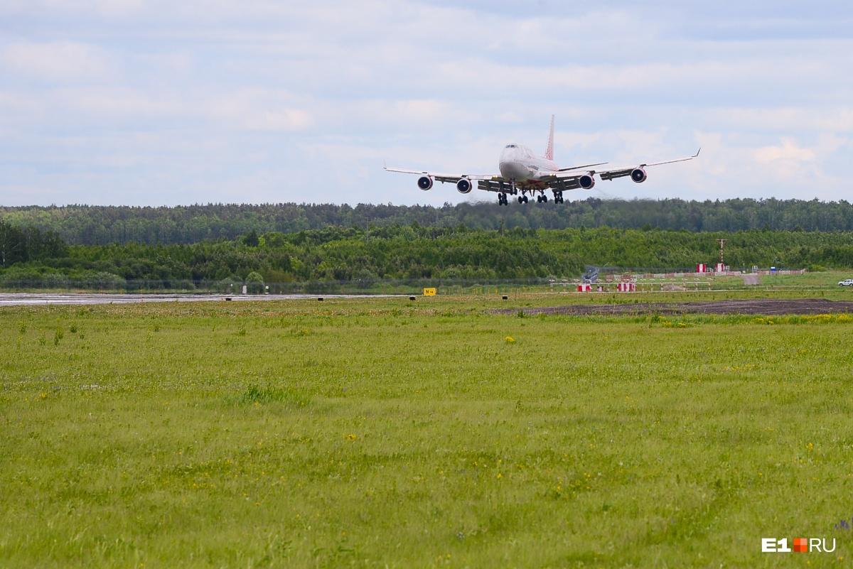 Boeing 747–400