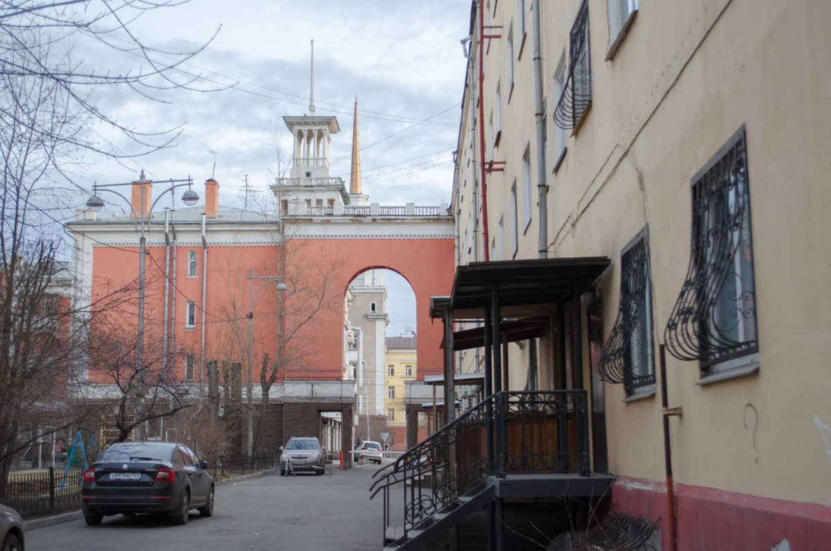 Исторические параллели: обзор «сталинок» Красноярска