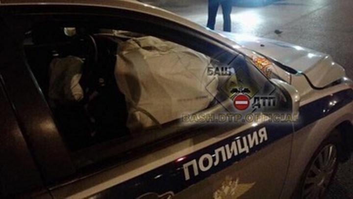 Пьяный преподаватель юрфака вуза в Уфе пытался скрыться от патрульных