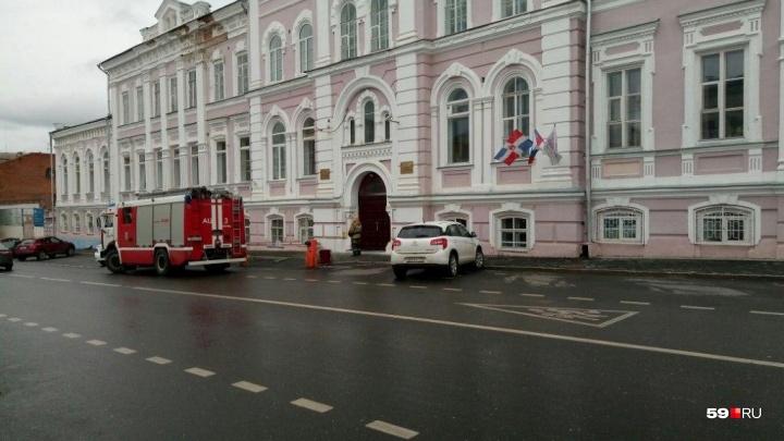 Отреставрируют фасад и перенесут кондиционеры: в Перми отремонтируют здание Института культуры