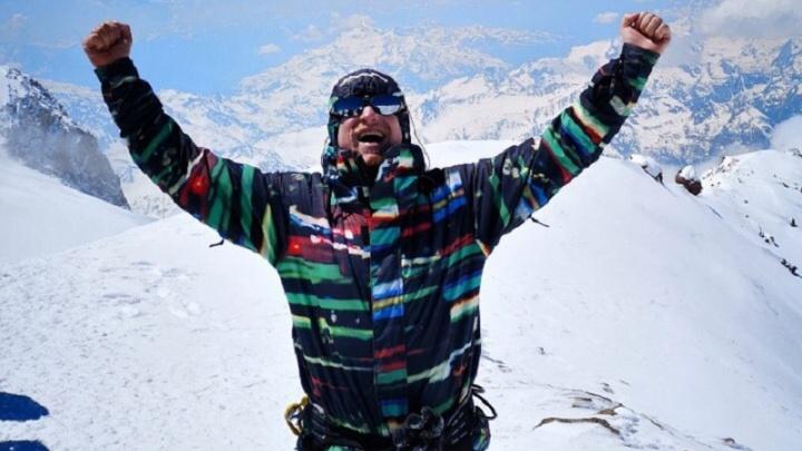 «У мужиков градом потекли слёзы»: как ярославец покорил вершину Эльбруса