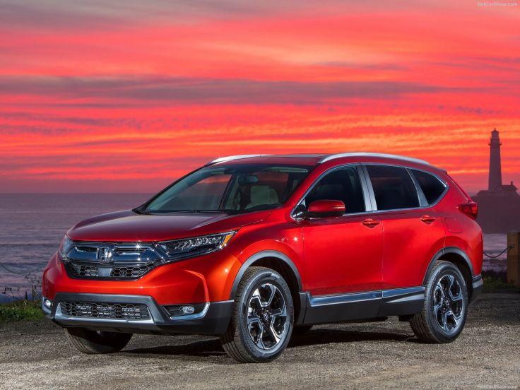 Новые HondaCR-V за 2,4 миллиона завезли в салоны (фото)