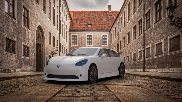В Экспоцентре инженеры и топ-менеджмент новосибирской компании расскажут о электромобиле Monarch