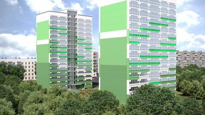 С евродвушками, полной отделкой и рядом с детским садом: «ПЗСП» построит 16-этажный дом на «Вышке-2»