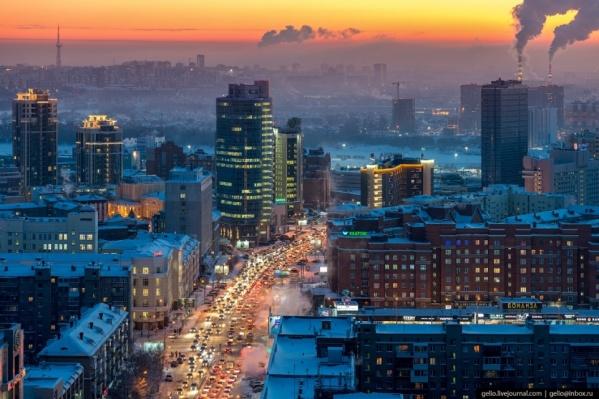 Интересно, если бы Илья Варламов составлял топ-100 самых красивых зданий России, то в этот рейтинг попали бы какие-нибудь новосибирские здания?