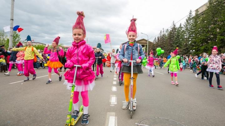 Детский карнавал 1 июня сорван впервые за 13 лет. На него нет денег