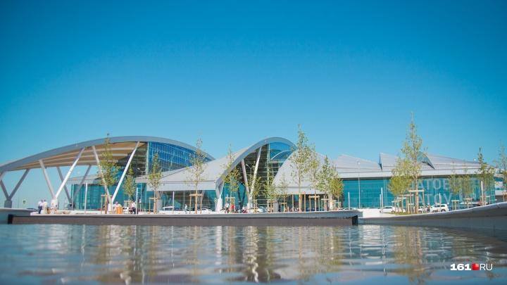 Платов стал лучшим российским аэропортом в рейтинге Варламова