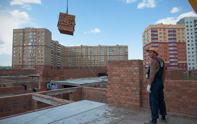 В Уфе появятся новый жилой квартал, детский сад и пешеходная зона