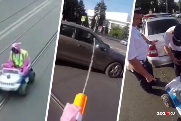 Видеоролик появилсяв Сети в День сотрудника ГИБДД