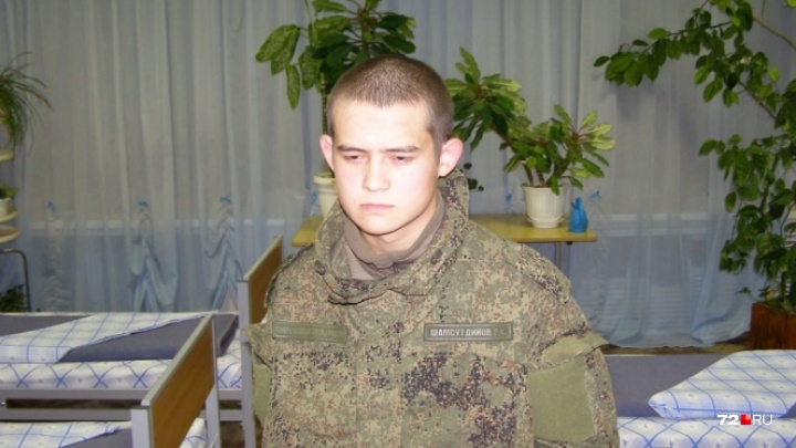 Военный суд арестовал срочника из Вагая, застрелившего восемь человек