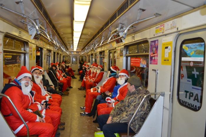 В новогоднюю ночь метро закроется в 01:00