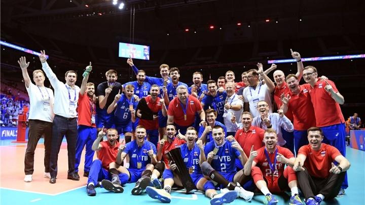В Ярославле может пройти чемпионат мира по волейболу