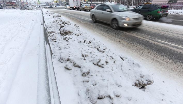 В Челябинске определили компании для уборки дорог в двух районах. Цена вопроса — почти миллиард