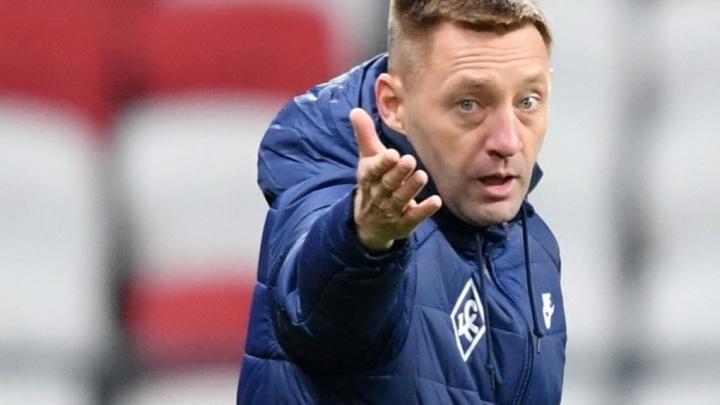 Бывший главный тренер «Крыльев Советов» Андрей Тихонов вернулся в ряды футболистов