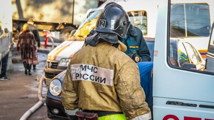 В Ростовской области 8 марта при пожарах погибло двое