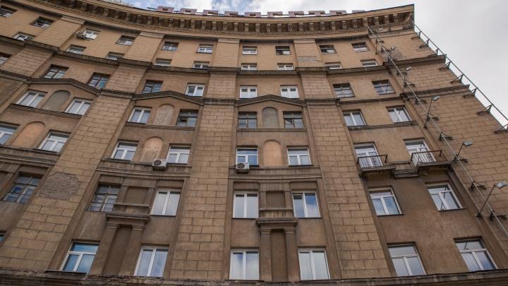 Квартиру в невидимой башне на Красном проспекте выставили на продажу за 7 миллионов